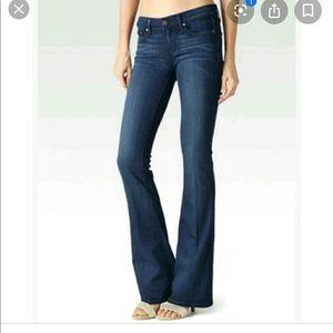 { Paige Premium Denim } Lauren Canyon Jeans